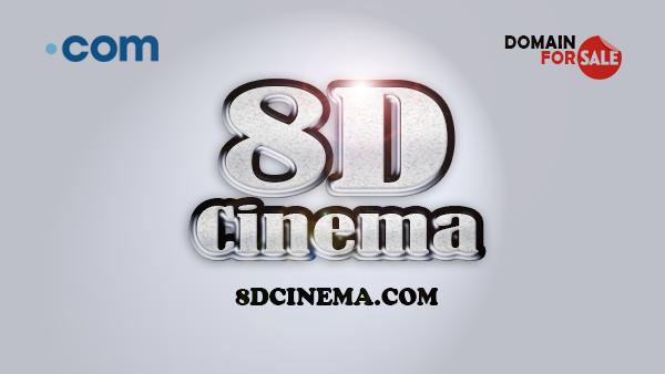 8dcinema.com