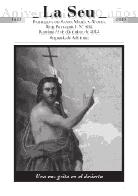 Hoja Parroquial Nº 488 - Una voz grita en el desierto. Iglesia Colegial Basílica de Santa María de Xàtiva 2012
