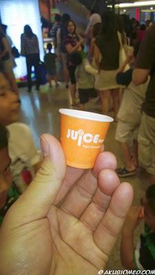 juice works tester