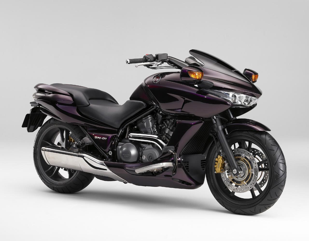 2011 Motorcycles: 2011 Honda Dn-01 Wallpapers