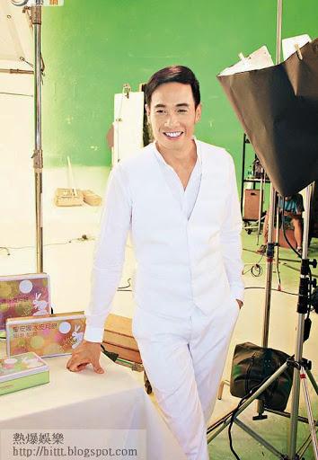 陳豪於新劇中飾演雜誌社總編輯。