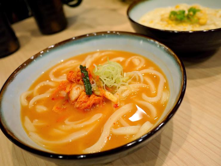 Manmaru Kimchi Udon