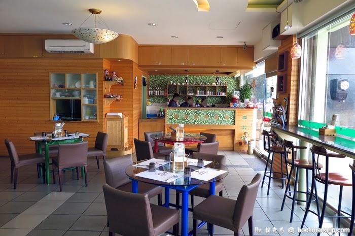 街角廚房用餐空間