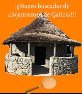 BUSCADOR DE ALOJAMIENTOS DE GALICIA