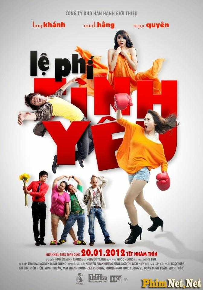 Phim Lệ Phí Tình Yêu - Le Phi Tinh Yeu