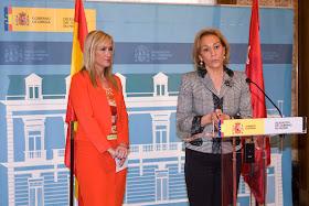 Comunidad y Delegación de Gobierno colaborarán ante las ocupaciones ilegales