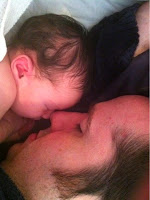 Cosleeping Bedsharing Dad