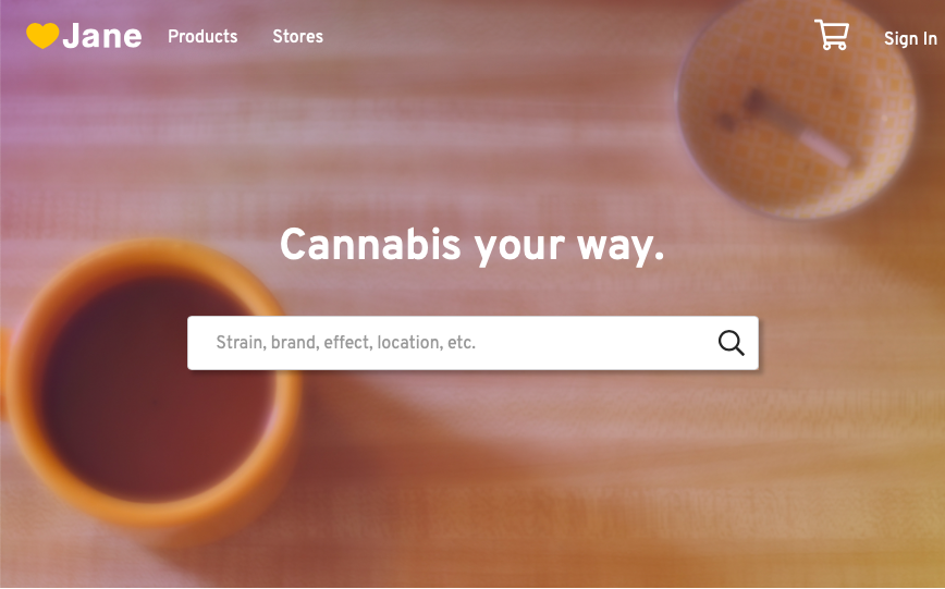 User-Friendly Cannabis Shopping Platforms