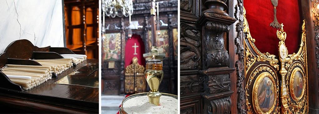 Ayios Taxiarchae Greek Orthodox Church in Arnavutköy