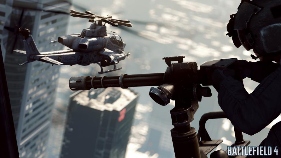 Chiến đấu trong Battlefield 4 đẹp như phim hành động - Ảnh 3