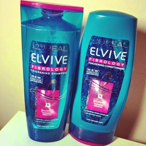 #photoamay-challenge-instagram-l'oreal-elvive-fibrology-thickening-shampoo-and-conditioner