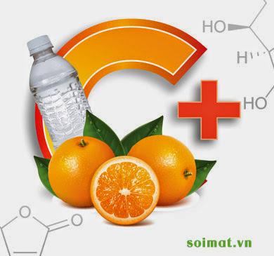Vitamin C phòng ngừa sỏi mật