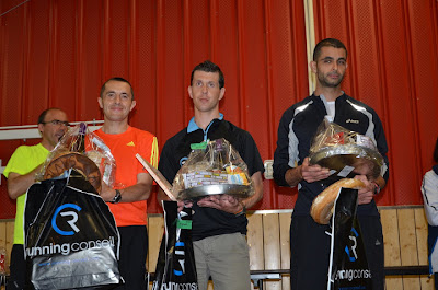 Trail de Savigny - podium