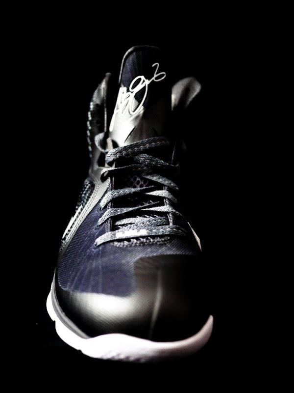 Upcoming Nike LeBron 9 8220Cool GreyWhiteMetallic Silver8221