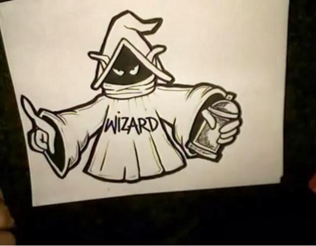 Random pictures : Wizard