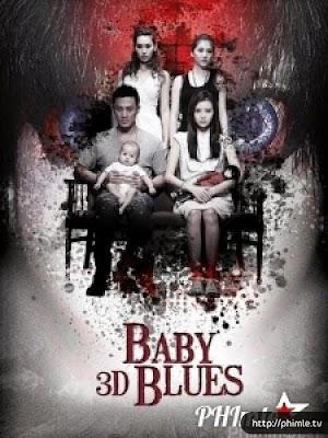 Phim Búp Bê Ma Ám - Baby Blues (2013)
