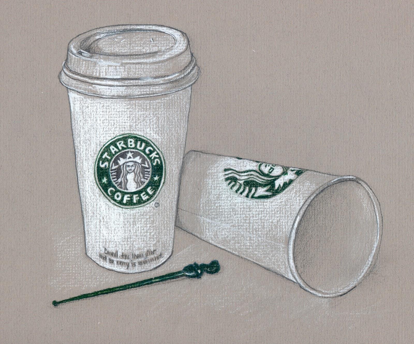 Sarah Melling: Pencils and Paper: Illustration Friday: Stir