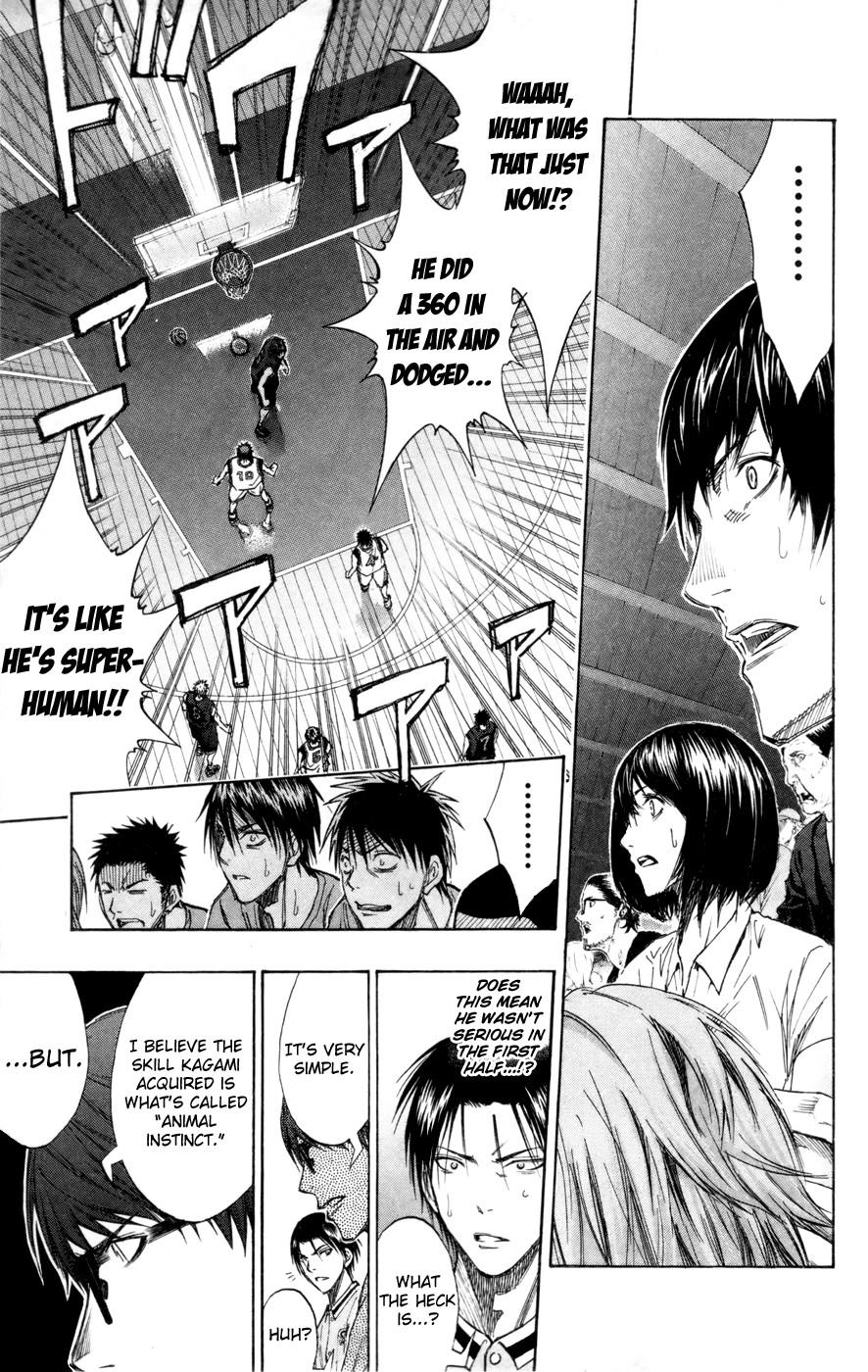 Kuroko no Basket Manga Chapter 127 - Image 17
