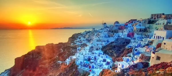 Hotéis baratos na Grécia