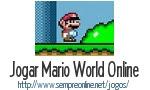 Jogo Mario World Online