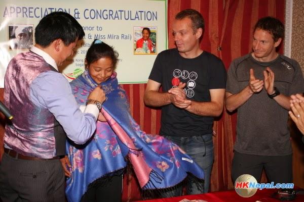 Appreciation & Congratulation (Photo)
