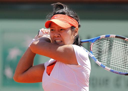 Li Na Backhand