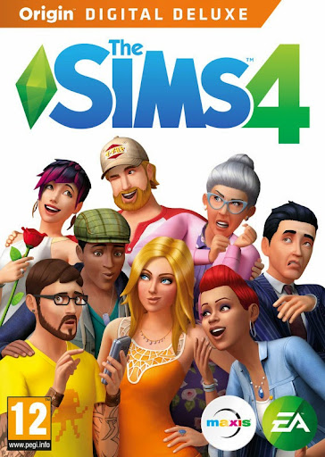 The Sims 4 PC - Portugues BR - Torrent + Crackeado (2014) Completo