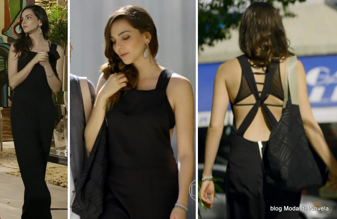 moda da novela Em Família - look da Marina dia 19 de junho