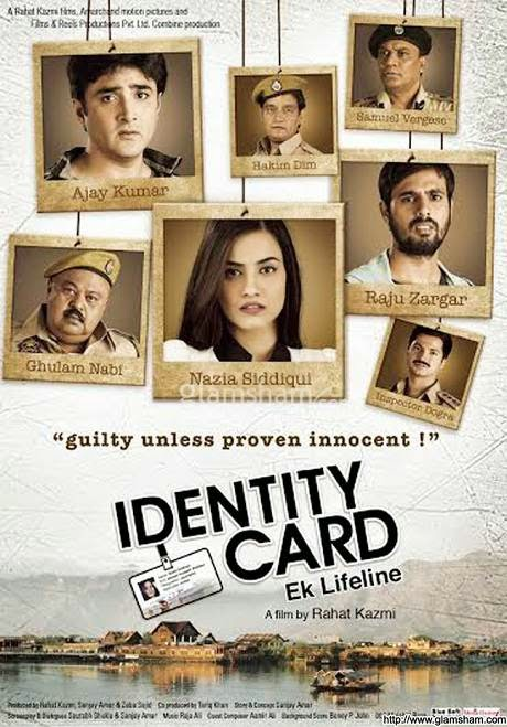 Poster Of Hindi Movie Identity Card (2014) Free Download Full New Hindi Movie Watch Online At Alldownloads4u.Com