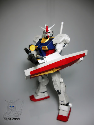 RX-78-2 ver.Ka de 【JUNE】 DSCN1098
