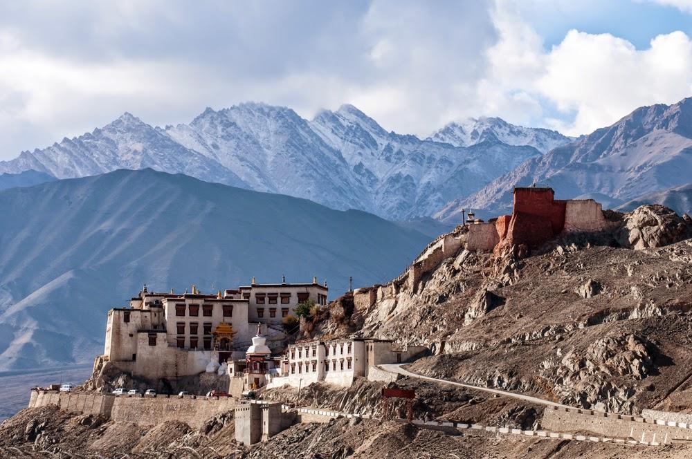 Spituk Tibetan Buddhist Monastery