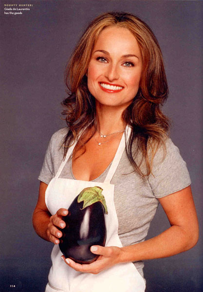 Giada De Laurentiis That Halo Glow