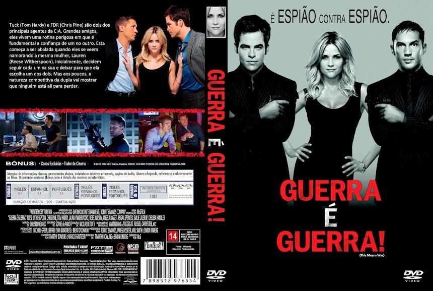 Baixar Filme GUERRA%257E%25C3%25A9+guerra Guerra é Guerra (This Means War) (2012) DVDRip AVi Dublado