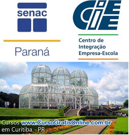 Cursos Gratuitos Curitiba