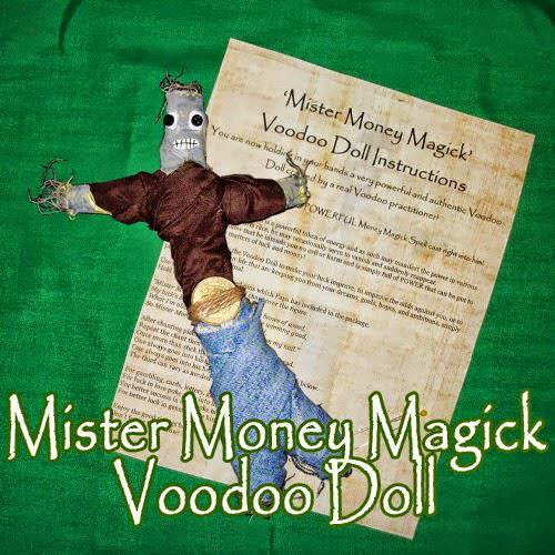 Money Voodoo Dolls