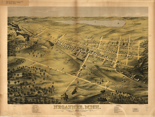 Negaunee, Michigan 1871