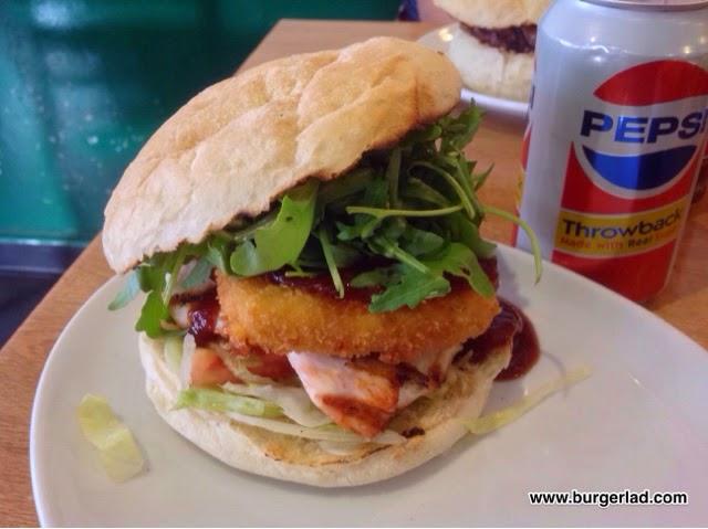 Atomic Burger Sarah Connor Terminator