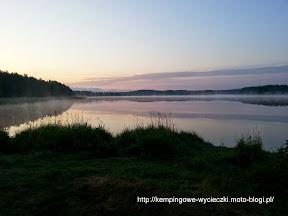 na zdjeciu Jezioro Gołuń