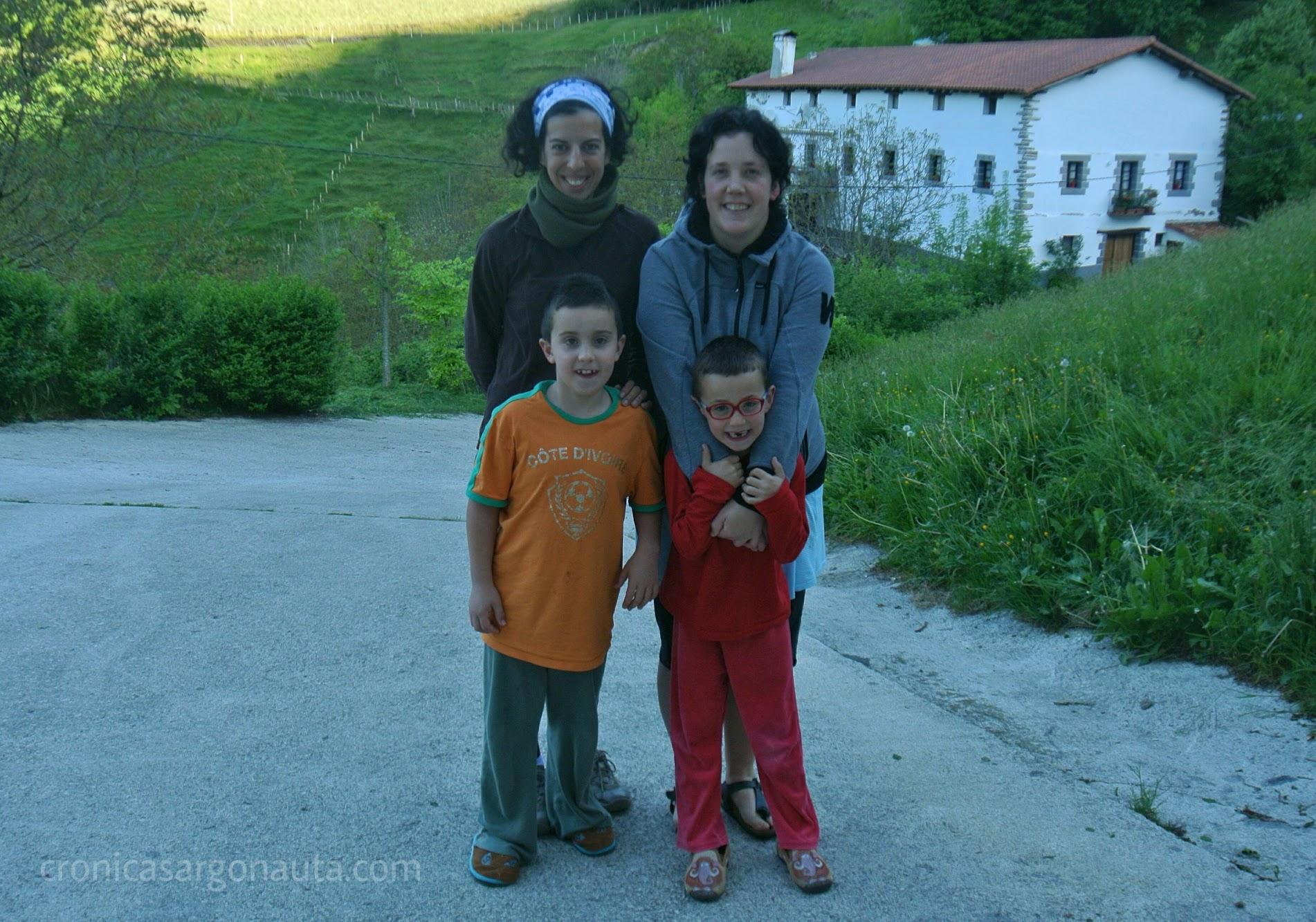 Familia de Leiza