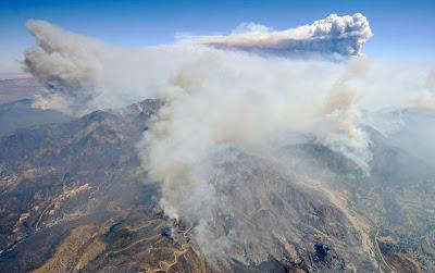 Wildfires - California (Sept. 2009)