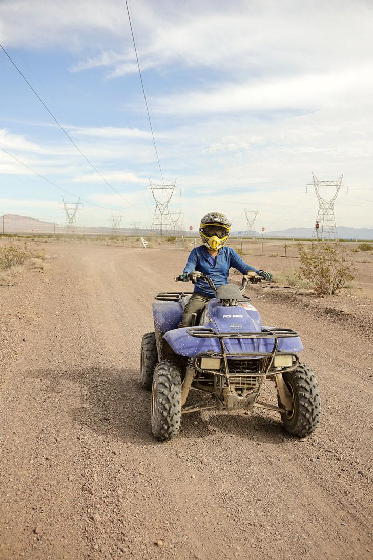 Las Vegas ATV Tours // Top 10 Things to Do in Las Vegas.