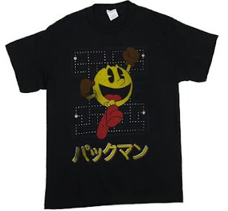 Japanese%2BPAC%2BMan%2BT shirt Top 20 PAC Man Gaming Shirts