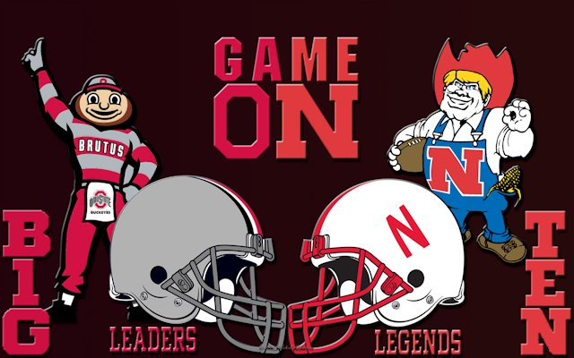 Nebraska Ohio State Game On What Side Are You ON