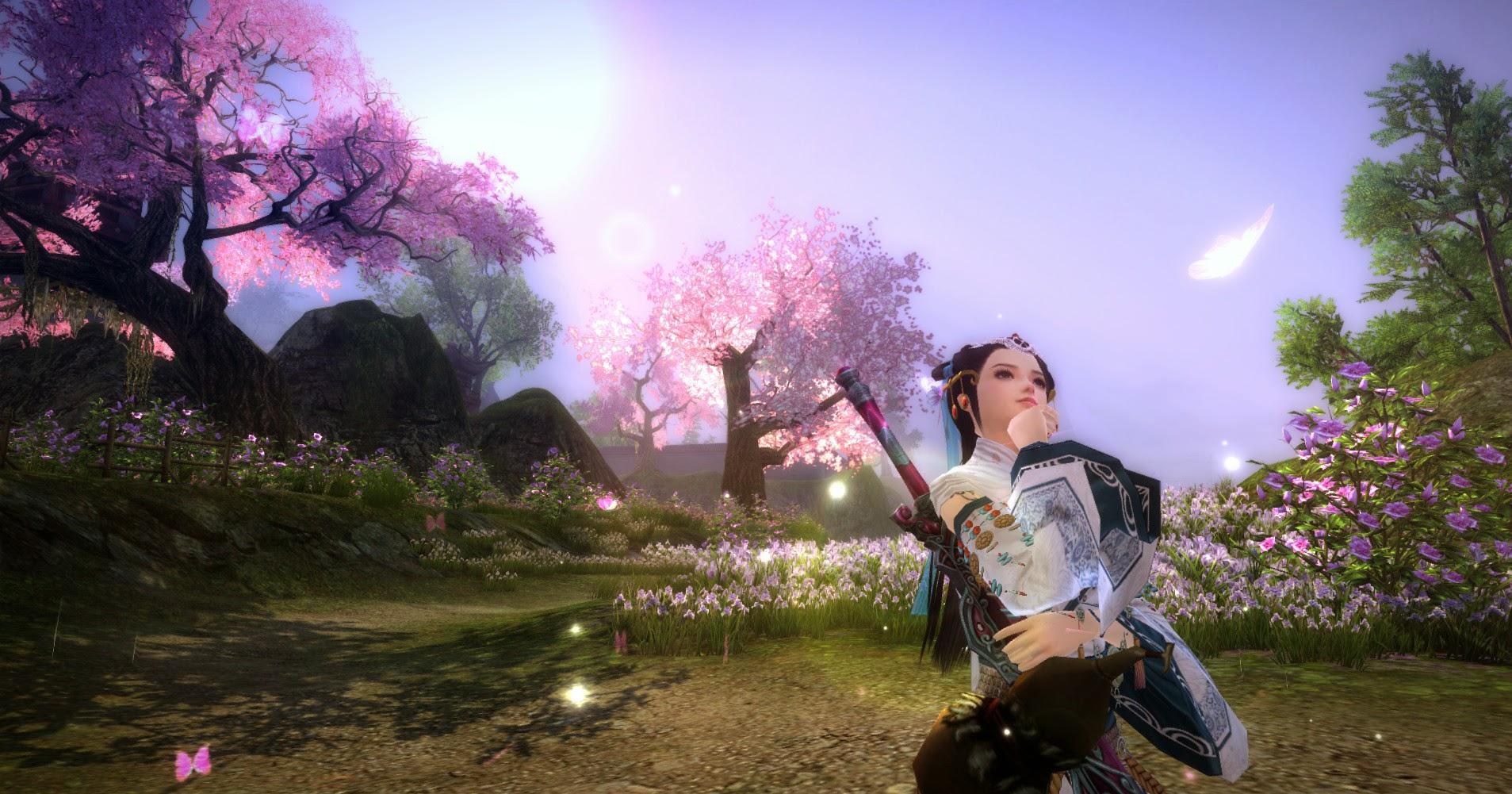 Ảnh đẹp Cửu Âm Chân Kinh: Thục Nữ Kiếm - Ảnh 15