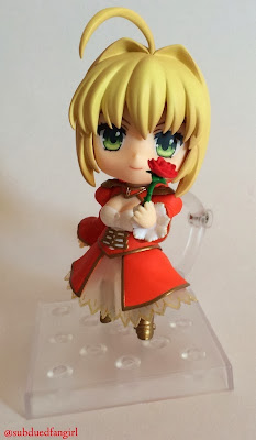 Nendoroid Saber Extra Review Image 8