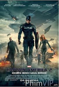 Chiến Binh Mùa Đông - Captain America 2 The Winter Soldier poster