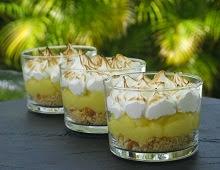 Tiramisu façn tarte au citron meringuée