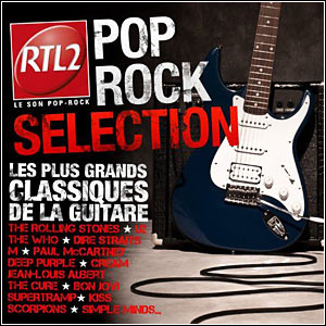 lancamentos Download   RTL2: Pop Rock Selection (2011)