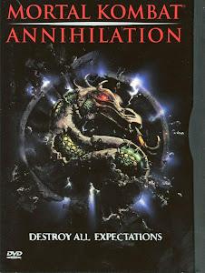 Rồng Đen 2 - Mortal Kombat Annihilation poster