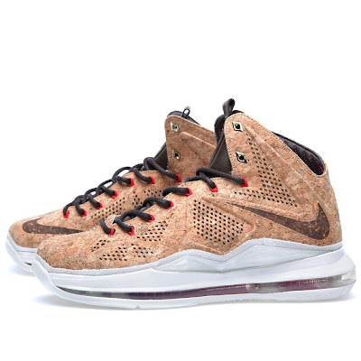 nike lebron 10 gr cork championship 16 02 Yet Another Look at Nike Sportswears LeBron X Cork QS